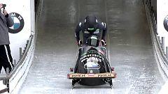 Bobsleigh A-2 femenino - Copa del mundo 2ª manga Konigsee (Alemania)