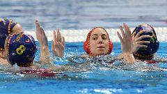 La selección femenina de waterpolo inaugura el fin de semana de las finales, a las 19:00