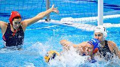 Waterpolo - Campeonato de Europa femenino. 3r y 4º puesto: Hungría - Países Bajos