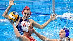 Waterpolo - Campeonato de Europa femenino Final: España - Rusia