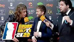 Gayos Golfxs 2020- Pablo Alborán rapea con Grison y Caravaca