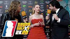 Premios Goya- Ester Expósito y Jaime Lorente, de Estados Unidos a Murcia
