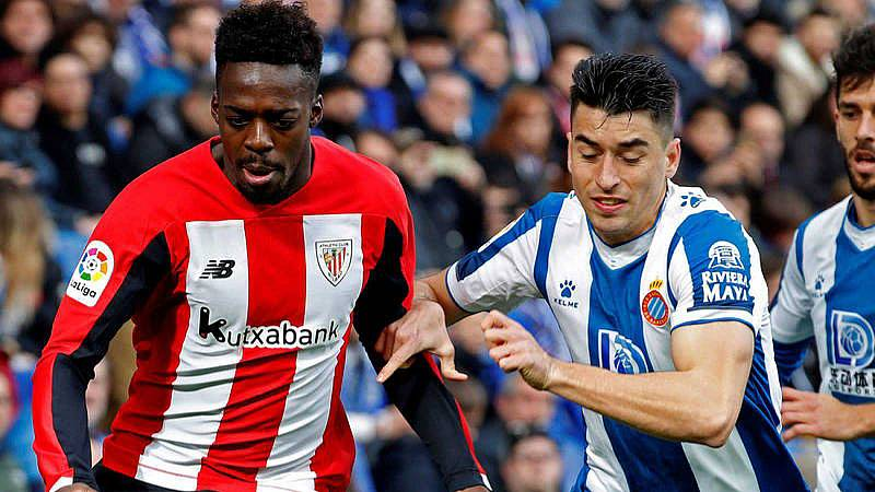 "Iñaki Williams: ""Ha sido un día triste"""
