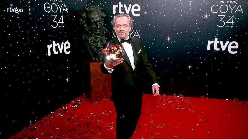 Premios Goya- José Coronado, en la cámara glamur de los Goya