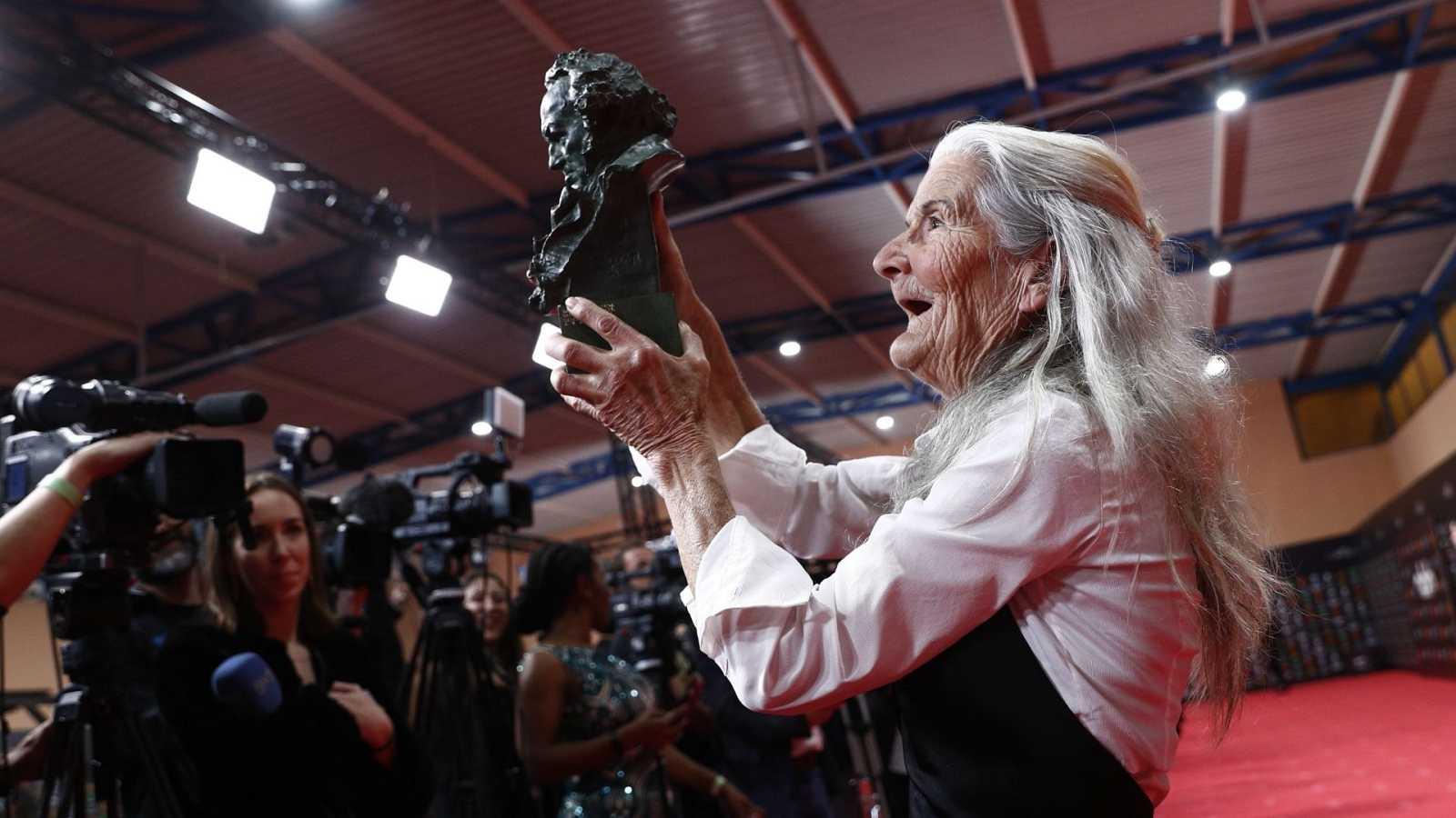 """Benedicta Sánchez, mejor actriz revelación en los Premios Goya 2020: """"La vida te da sorpresas y esta es una muy grande"""""""
