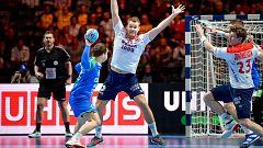 Balonmano - Campeonato de Europa Masculino: Eslovenia - Noruega