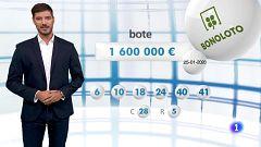Bonoloto+Primitiva - 25/01/20
