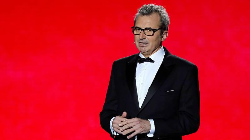Barroso, presidente de la Academia del Cine, homenajea a Marisol y anuncia el año Berlanga