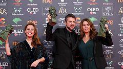 'Mientras dure la guerra', Mejor Maquillaje y Peluquería en los Premios Goya 2020