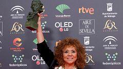 Sonia Grande, Mejor Diseño de Vestuario en los Premios Goya 2020 por 'Mientras dure la guerra'