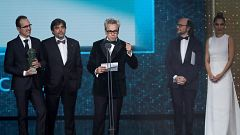 Goya a la mejor película de animación para 'Buñuel en el laberinto de las tortugas'