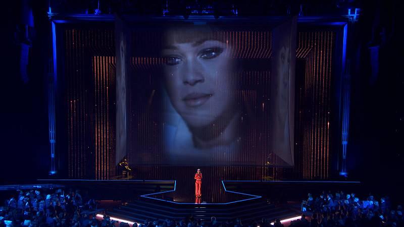 Amaia homenajea a Pepa Flores, Goya 2020 de honor, con 'Canción de Marisol'