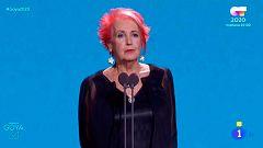 Premios Goya | Rosa María Calaf presenta 'Mientras dure la guerra'