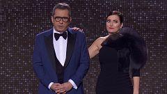 Buenafuente y Abril hacen un repaso de los directores, actores y actrices nominados