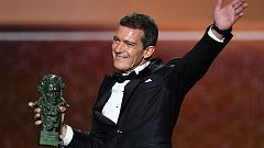 """Antonio Banderas, Goya al mejor actor protagonista: """"Estoy vivo y me siento vivo"""""""