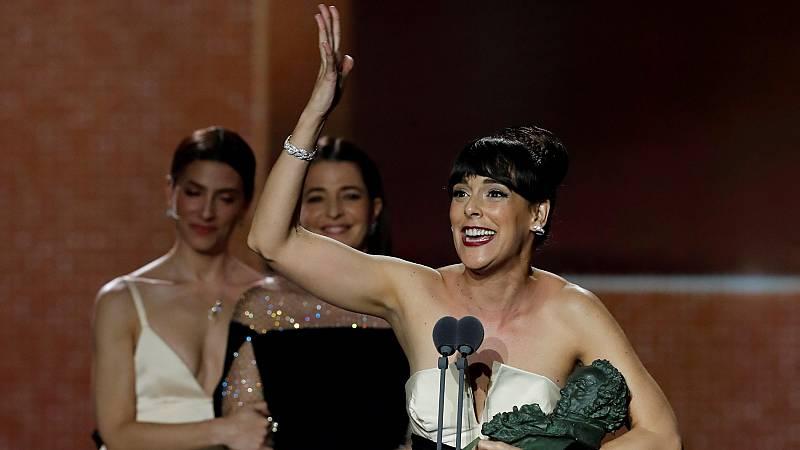 """Belén Cuesta, Goya a la mejor actriz protagonista: """"Gracias por darme el personaje de mi vida"""""""