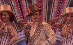 Antonio Banderas, protagonista en la despedida de los Premios Goya con el elenco de 'A Chorus Line'