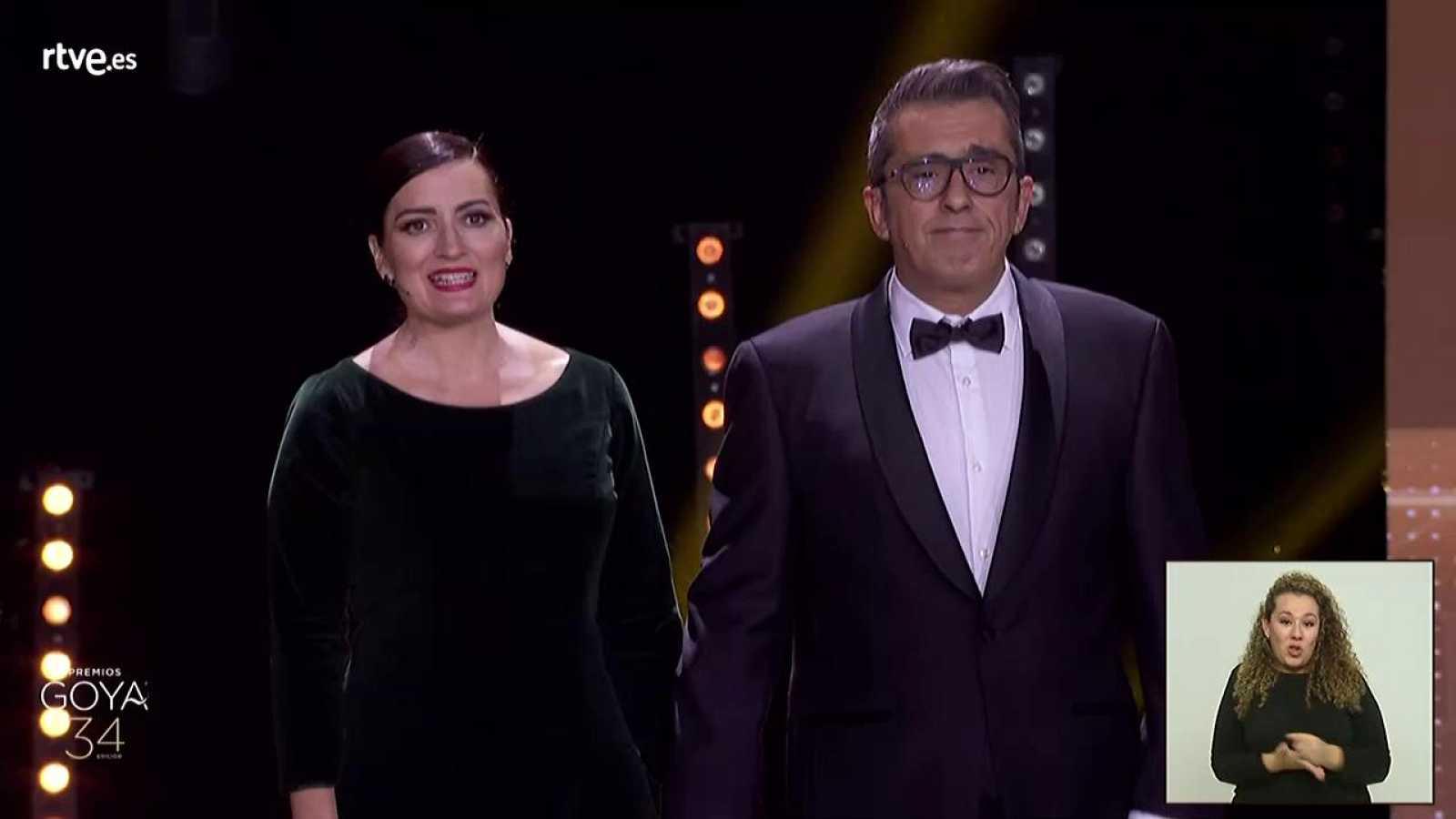 34 Edición Premios Goya en lengua de signos (Parte 2 de 2) - Ver ahora