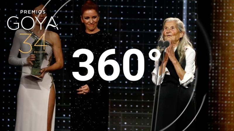Los Goya en 360: Mejores momentos de la gala