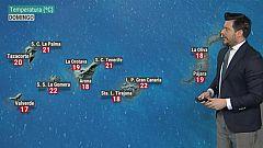 El tiempo en Canarias - 26/01/2020
