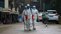 Una veintena de españoles continúan en Wuhan, epicentro del brote de coronavirus