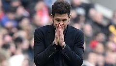 """Simeone: """"A mí me tocó ser silbado como futbolista"""""""