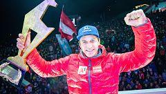 Matthias Mayer rompe el maleficio de Austria en el 'infierno' de Kitzbuhel