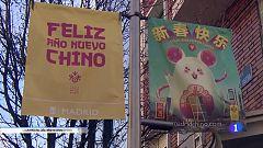 Se celebra el año nuevo chino