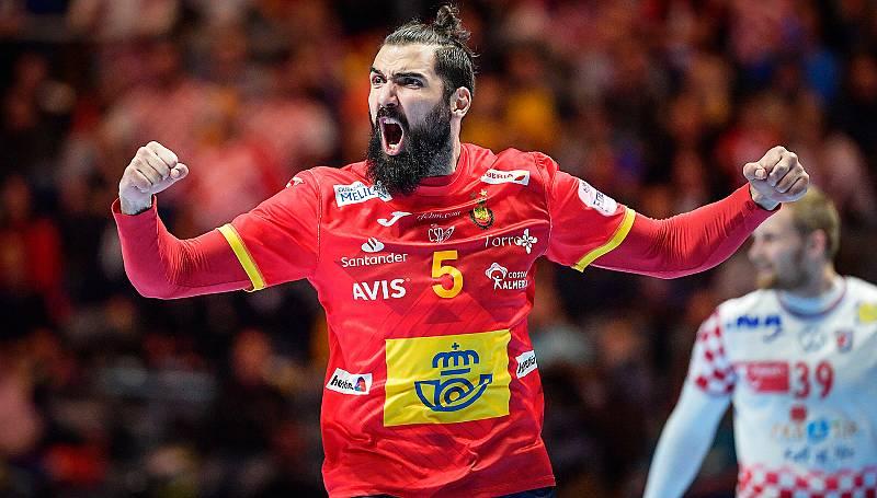 Resumen de la final del Europeo de balonmano: España 22 - 20 Croacia