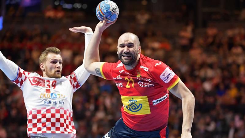 Así ganó España el Europeo de balonmano
