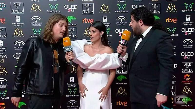 Goya 2020 | Lo mejor de la alfombra roja de los Gayos Golfxs