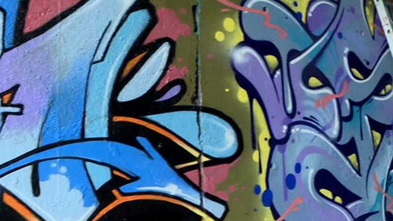 Repor - La guerra del graffiti - ver ahora