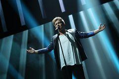 "OT 2020 - Nick canta ""Jealous"" en la Gala 2 de ""Operación Triunfo 2020"""