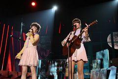 """OT 2020 - Anne y Maialen interpretan """"Ilargia"""" en la Gala 2 de """"Operación Triunfo 2020"""""""