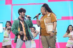 """OT 2020 - Rafa y Eli cantan """"Bonita"""" en la Gala 2 de """"Operación Triunfo 2020"""""""