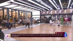 OT 2020 - Los concursantes hacen un desfile de pijamas en El Chat