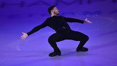 Patinaje artístico - Campeonato de Europa. Gala de exhibición