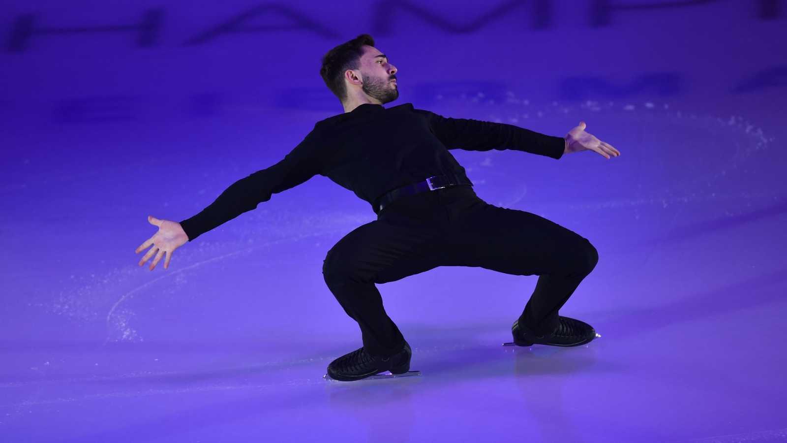 Patinaje artístico - Campeonato de Europa. Gala de exhibición - ver ahora