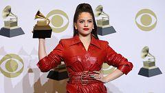 """Rosalía, primera artista española en ganar un Grammy: """"El flamenco es la expresión más bella del arte"""""""