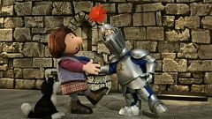 Postman Pat and the king's armour