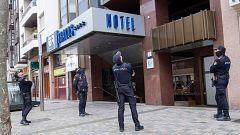 Hallan muerta a una niña de cinco años en un hotel de Logroño