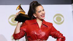 Corazón - Rosalía y Alejandro Sanz brillan en los Grammys