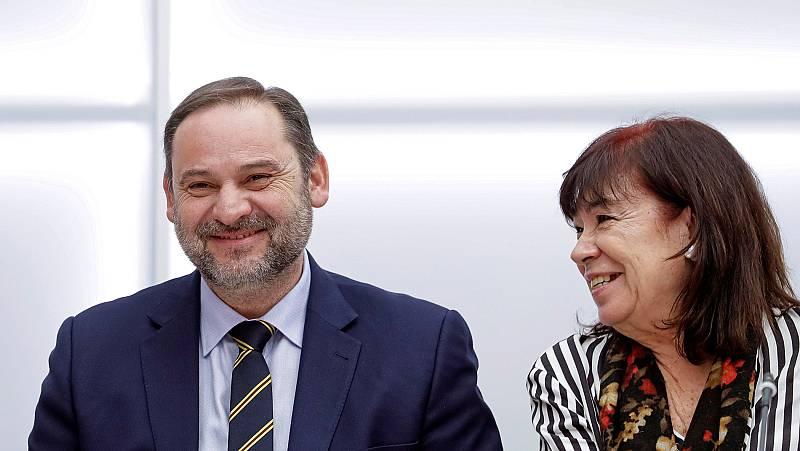El PSOE cierra filas en torno a Ábalos y el PP pide una comisión de investigación en el Congreso