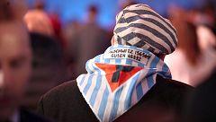 Los últimos supervivientes de Auschwitz piden no olvidar en los 75 años de la liberación del campo