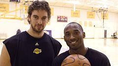 Kobe y Pau, una amistad más allá de las canchas