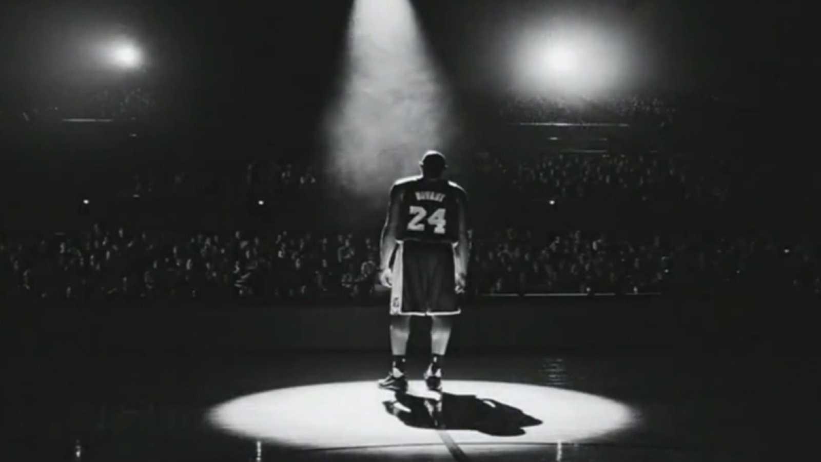 La NBA homenajea a Kobe Bryant en los ocho partidos que se disputaron esta pasada madrugada
