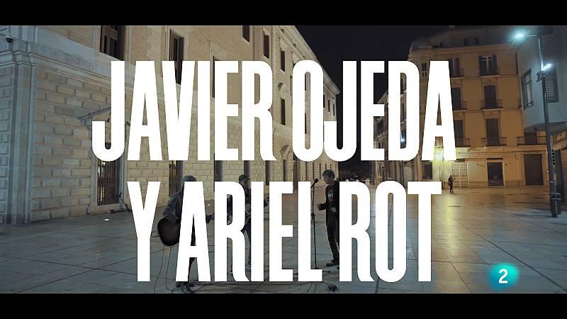"""Un país para escucharlo - Escuchando Málaga y Ceuta - Javier Ojeda, Agustín Sánchez y Ariel Rot """"Sin aliento"""""""