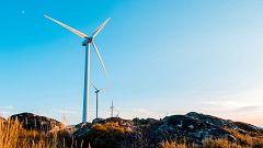 Intervalos de viento fuerte en el litoral de Galicia y en el noreste de Gerona