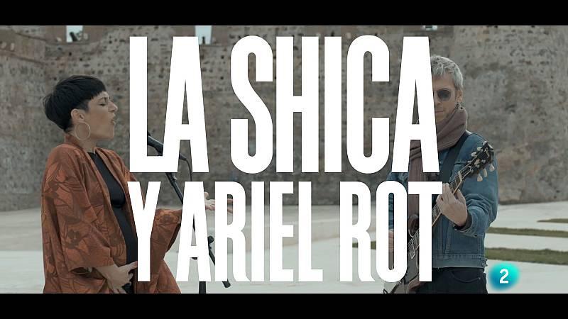"""Un país para escucharlo - Escuchando Málaga y Ceuta - La Shica y Ariel Rot """"La bien pagá"""""""