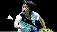 Bádminton - Thailandia Masters Final individual femenina: A.Yamaguchi - An S.Y.